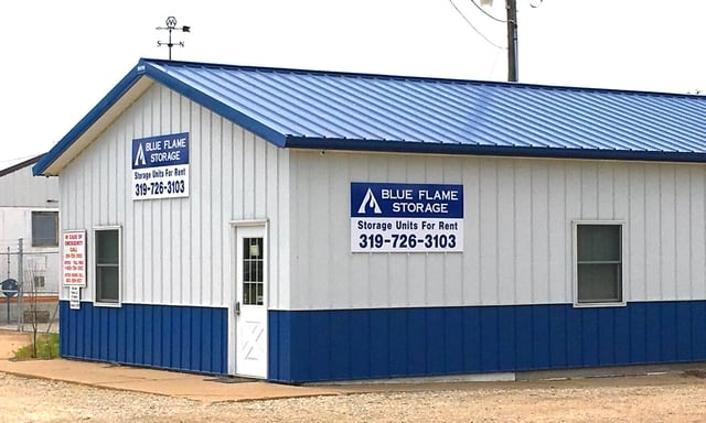 Climate Controlled Self Storage Building In The Muscatine, Iowa Area
