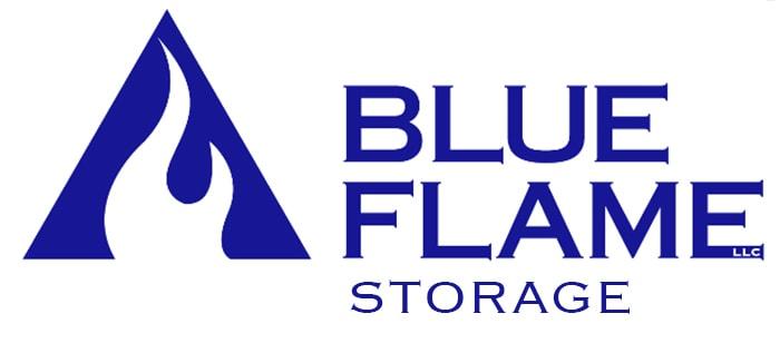 Blue Flame StorageBlue Flame Storage logo